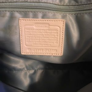 Coach Bags - Coach Patent Monogram Leather Tote Bag